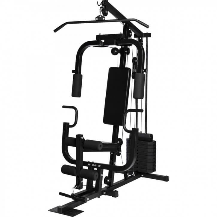 Home gym black
