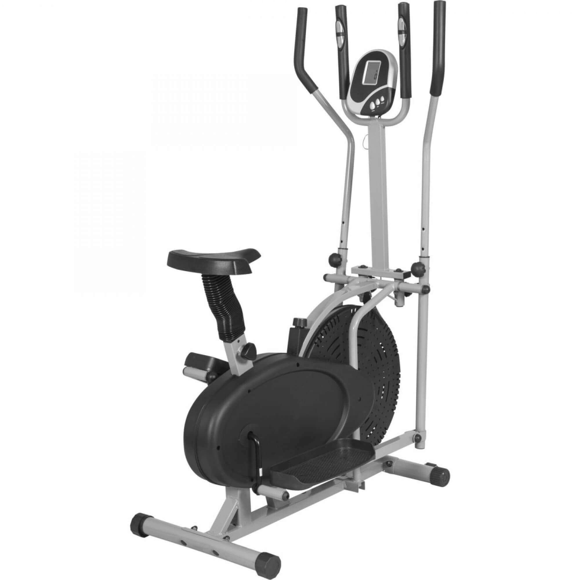 2-in-1 Elliptical Cross Trainer and